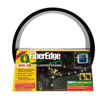 FIBEREDGE SOLAR LIGHTS